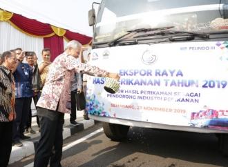 Mantap, Ekspor Hasil Perikanan Jateng Capai Rp2,4 Triliun