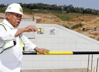 Menteri Basuki Kucur Rp 1,3 Triliun Untuk 6000 Titik Irigasi