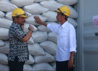 Stok Melimpah, Presiden Jokowi Instruksikan Ekspor Beras