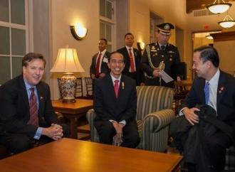 Jokowi: Kehadiran AS di ASEAN Tidak Bisa Dihindari