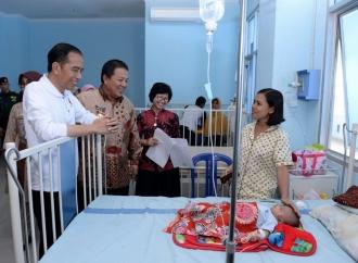 Presiden Telah Temukan Cara Atasi Defisit BPJS Kesehatan