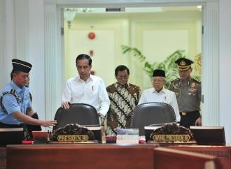 Presiden Jokowi Teken PP Percepatan Kemudahan Berusaha