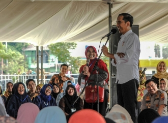 "Jadi ""Asian of The Year 2019"", Ini Tanggapan Jokowi"