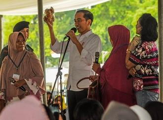 Presiden Jokowi Optimistis Kasus Novel Terselesaikan