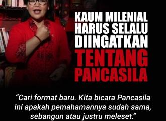 Kaum Milenial Harus Selalu Diingatkan tentang Pancasila
