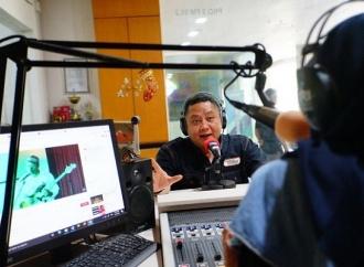 Whisnu Sakti Perhatikan Eksistensi Musisi Indie Surabaya