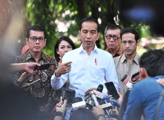 Soal Perppu KPK, Jokowi: Pemerintah Masih Mempertimbangkan