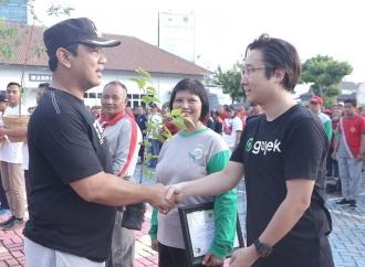 Sejukkan Semarang, Pemkot Tanam 58.000 Bibit Pohon