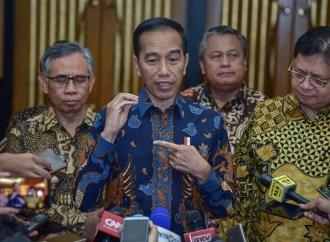 Jokowi Minta Polri Secepatnya Umumkan Kasus Novel Baswedan