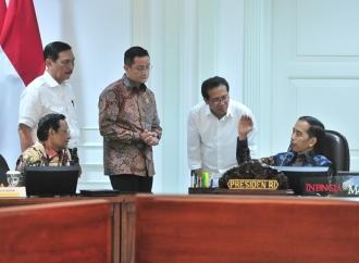Presiden Dorong Pasca Produksi Pertanian & Perikanan