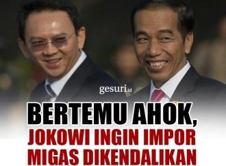 Ahok Diminta Jokowi Berantas Mafia Migas, Siapa Mereka?