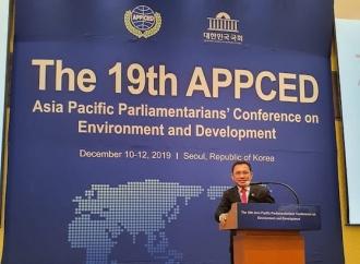 Ansy Lema Sampaikan Komitmen RI di Forum Iklim Dunia