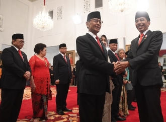 Sembilan Nama Wantimpres Jokowi, 'Very Good'!