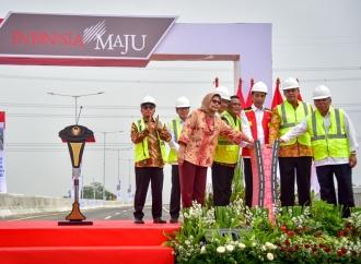 Tol Jakarta-Cikampek II Resmi Beroperasi