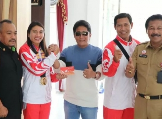 Raih Emas Sea Games, Atlet Badung Raup Bonus