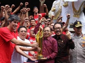 Koster Siapkan Kejutan untuk Dukung Pembinaan Bali United
