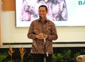 Juliari Harapkan Indonesia Lebih Damai Lagi