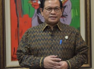 Pramono: Tahun Baru Bawa Kebahagiaan & Indonesia Makin Maju