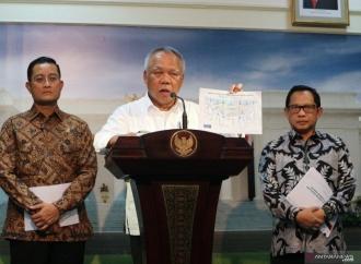 Normalisasi Ciliwung, Pemerintah Siapkan Rusun untuk 800 KK