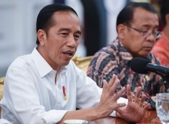 Presiden Tekankan Empat Upaya Pencegahan Banjir