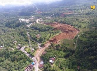 PUPR Lanjutkan Pembangunan Jalan Pintas Mengwitani-Singaraja
