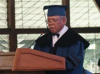 Mantul! Menteri PUPR Raih Gelar Doktor Kehormatan dari ITB