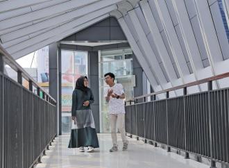 Pandanaran Skybridge Dibuka, Ini Pesan Hendi
