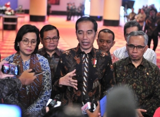 Presiden: Perlu Ada Reformasi di Bidang Lembaga Keuangan
