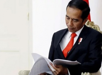 Presiden Jokowi Teken PP Soal Dana Alokasi Khusus 2020
