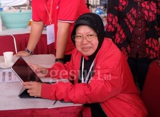 Risma Tidak Bermanuver Jadi Gubernur Jakarta