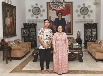 Gibran Tulis Ucapan Selamat Ultah Megawati Lewat Instagram