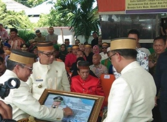 Gubernur Nurdin Sebut RS Ainun Habibie Segera Diresmikan