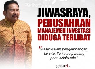 Jiwasraya, Perusahaan Manajemen Investasi Diduga Terlibat