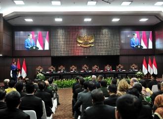 Presiden Apresiasi MK Tangani Sengketa Pemilu & Pilpres 2019