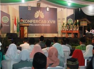 Bupati Anas Dorong Anggota IPNU Berpikir Inovatif
