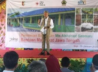 Pemprov Jateng Bantu Pemulihan Korban Gempa Sigi