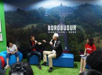 Ganjar Tawarkan Borobudur Run Sister Sport Tokyo Marathon