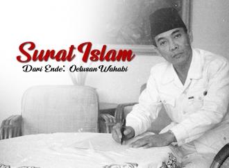 Surat Islam Dari Ende: Oetusan Wahabi