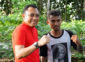 Ansy Paparkan Kisah Petani Milenial di Kupang