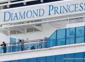 Dampak Corona, 78 Kru WNI di Kapal Diamond Princess Dipantau