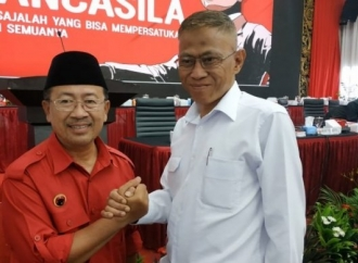 Herman-TB Mulyana Siap Jalani Pilkada Cianjur