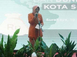 Ini Tujuan Risma Kumpulkan Pelaku Usaha di Surabaya