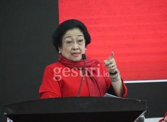 Megawati Minta Waspadai Musuh Dalam Selimut