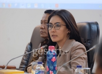 Rieke Minta Pelindo II Tuntaskan Utang Global Bond