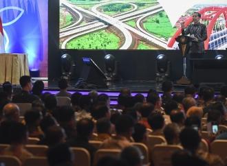 Presiden Jokowi Targetkan EODB Masuk 40 Besar Dunia
