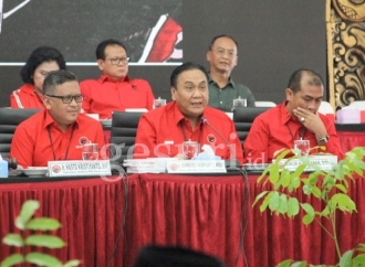 PDI Perjuangan Butur Siap Laksanakan Rekomendasi DPP