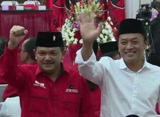 Pasangan Ngesti-Basari Siap Gerakkan Mesin Partai