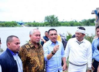 Ansy Tegaskan Korporasi Tak Boleh Cemari Sungai Pengabuan