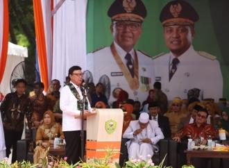 Tjahjo Optimistis Kabupaten Barru Lebih Berkembang