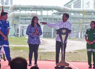 Presiden Ajak Rakyat Kerja Keras Bangun Indonesia